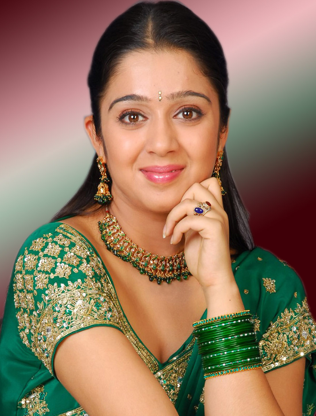 Published June 14, 2014 at 1100 × 1444 in Charmy Kaur images in Dress ...